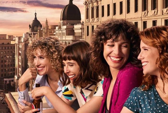 Netflix lança trailer oficial da série 'Valéria'