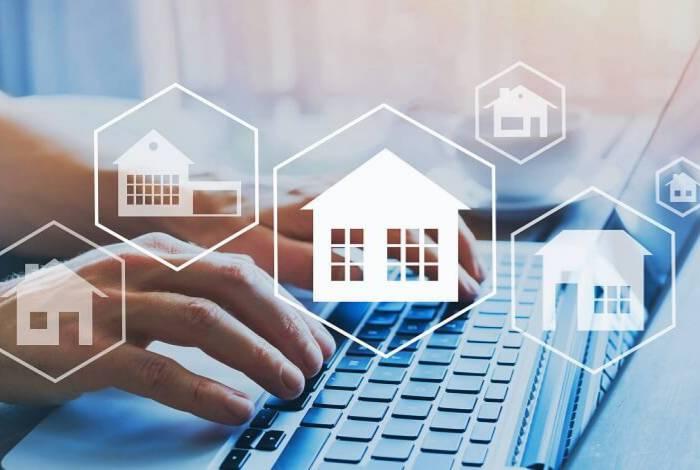 Mercado imobiliário se adapta aos tempos de isolamento social usando a tecnologia