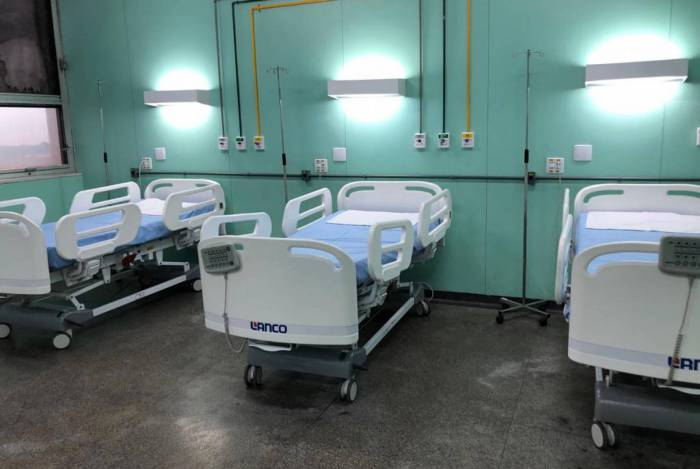 UTI no Hospital Universitário do Fundão