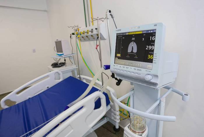 Respiradores para pacientes com a covid-19