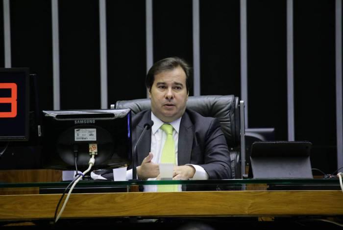 Rodrigo Maia pretende acelerar o processo de adiamento do Exame Nacional do Ensino Médio, inicialmente marcado para novembro