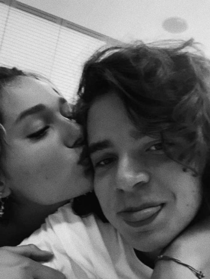 Sasha e o novo namorado, João Figueiredo