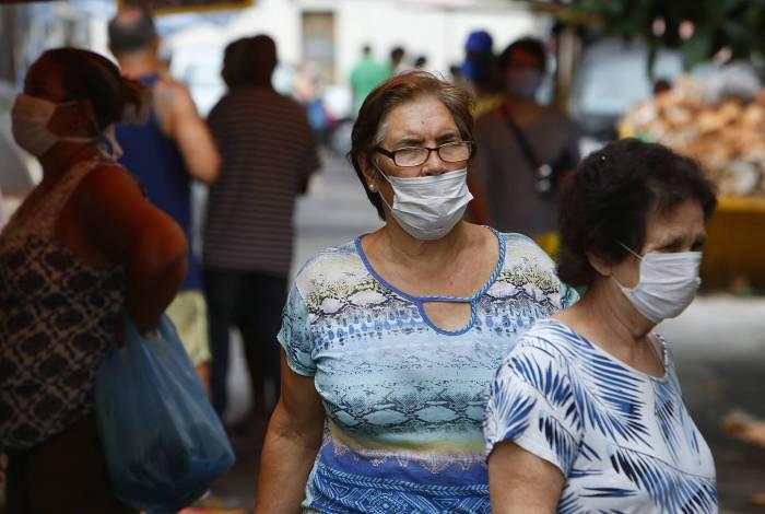 Uso de máscaras passa a ser obrigatório no Rio nesta quinta-feira