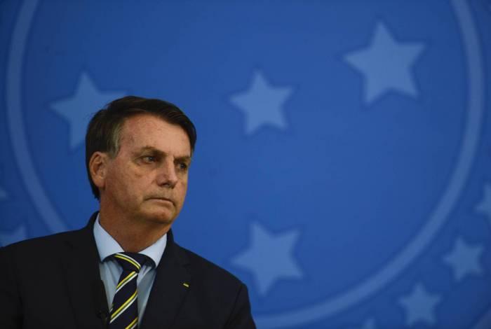 Durante entrevista, Bolsonaro afirmou: 'Eu sou a Constituição'