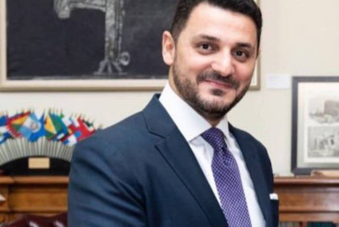 Cientista político, Hussein Kalout