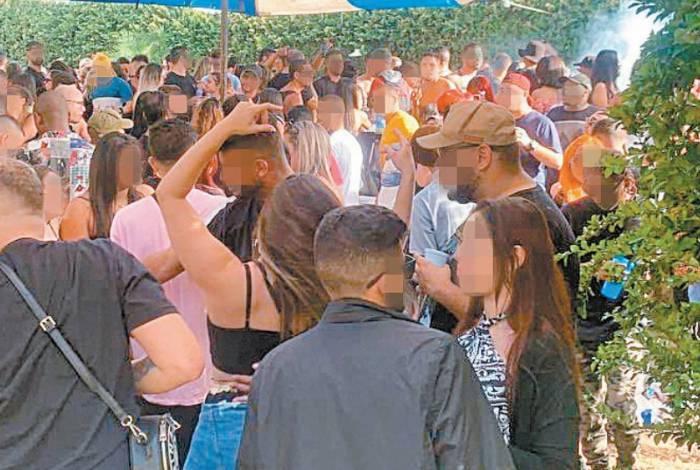 Festa em Campo Grande reuniu centenas no último fim de semana