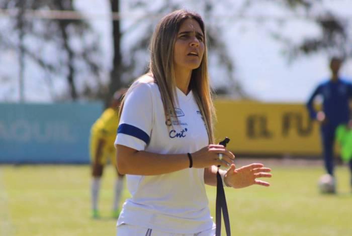 Ex-técnica da seleção feminina do Brasil, Emily Lima comanda atualmente a equipe do Equador