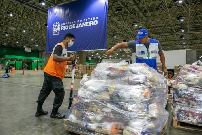 Queimado será o primeiro município a receber as cestas