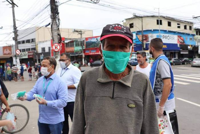 Fundec vai distribuir máscaras em Duque de Caxias