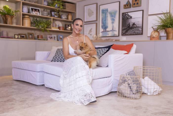 Ivete Sangalo estará na estreia do 'Em Casa'