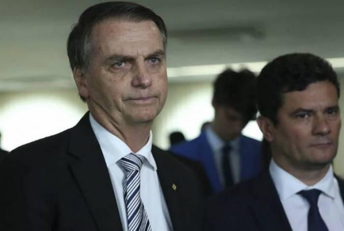 Bolsonaro disse que se sentirá violentado se tiver que apresentar exames sobre a covid-19