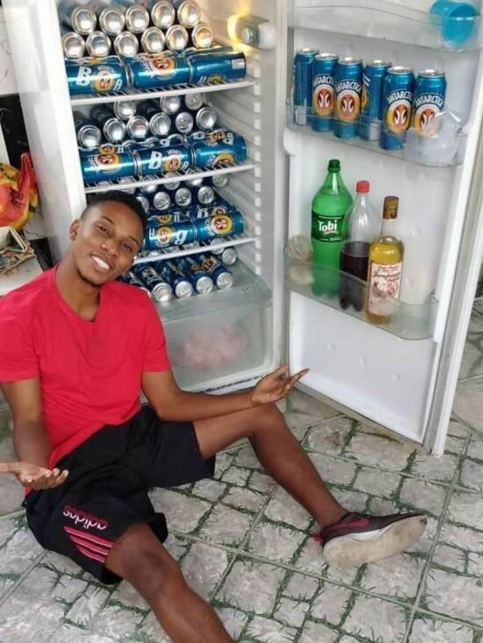 Igor Conceição quer logo voltar a fazer resenhas e curtir com os amigos