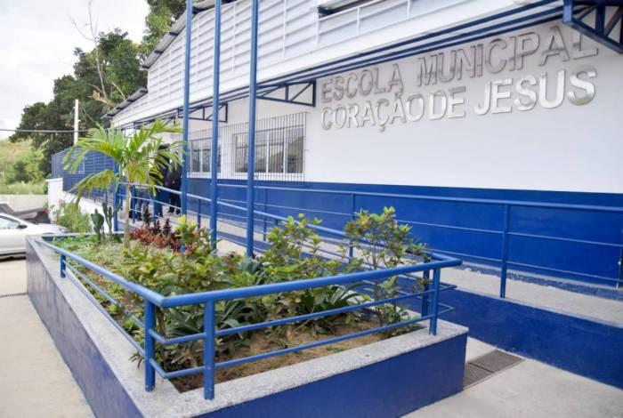 Escolas em Caxias estão com aulas suspensas até o dia 13 de maio