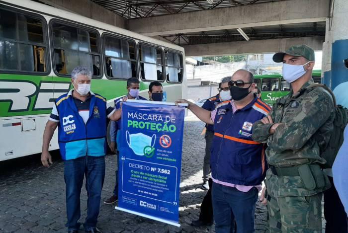 Servidores e voluntários de Caxias vão fazer curso contra o coronavírus