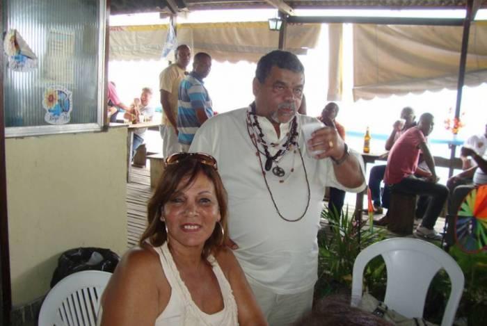 Magali e Laíla