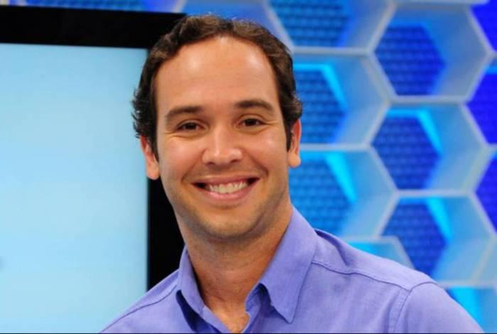 Comentarista Caio Ribeiro