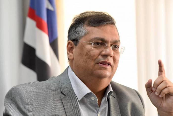 Flávio Dino, do Maranhão, defende governadores
