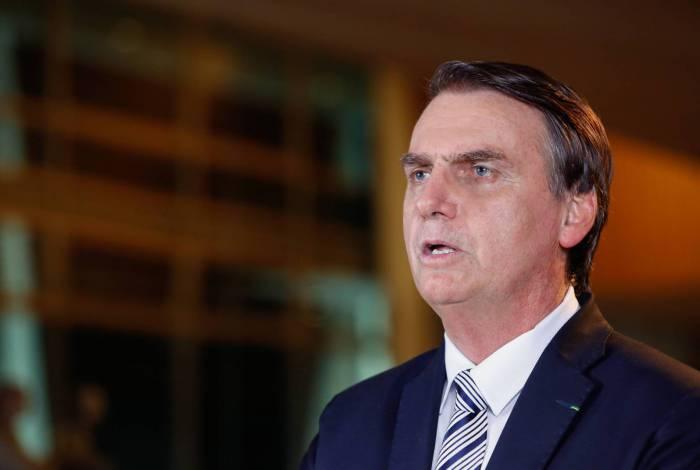 (Brasília - DF, 20/02/2019) Presidente da República Jair Bolsonaro..Foto: Isac Nóbrega/PR
