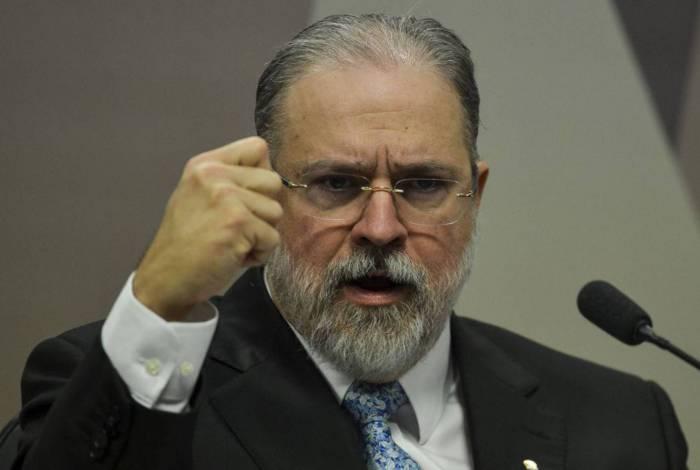 Antônio Augusto Brandão de Aras, procurador-geral da República