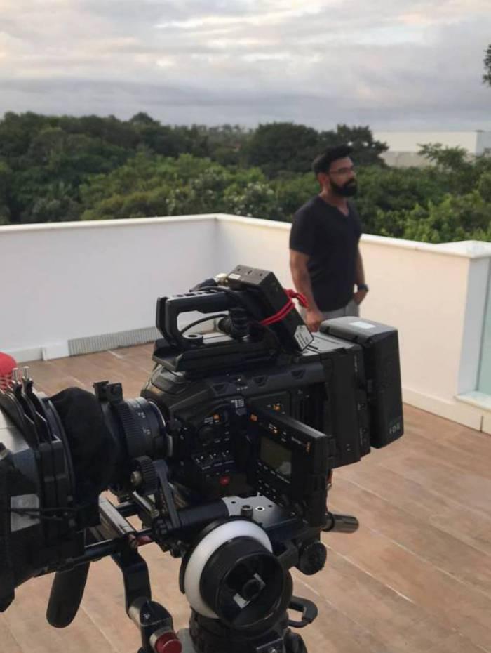 Pablo grava novo clipe em Salvador