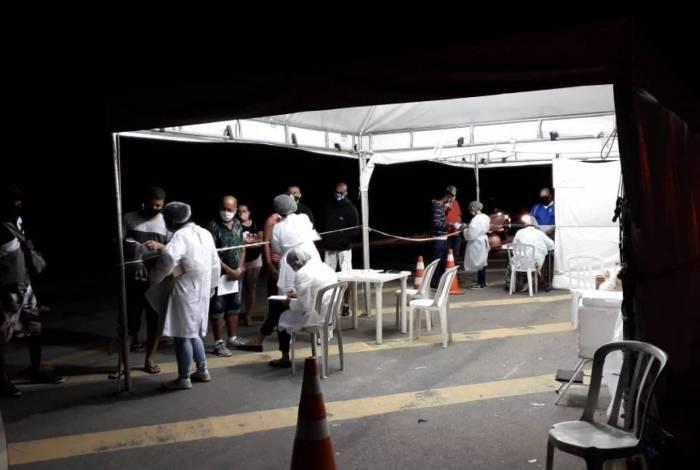 As barreiras sanitárias funcionam das 6h às 22h, de segunda a sexta-feira