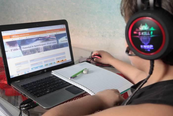 Cidade já contava com o portal educacional, que foi ampliado para atender os 32 mil alunos matriculados nas unidades de educação do município