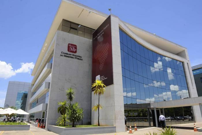 Prédio do Conselho Nacional do Ministério Público (CNMP)
