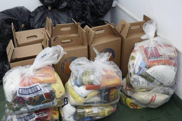 Cestas Básicas serão entregues a auxiliares de ambulante legalizados