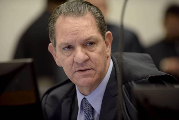 O presidente do STJ, o ministro João Otávio de Noronha