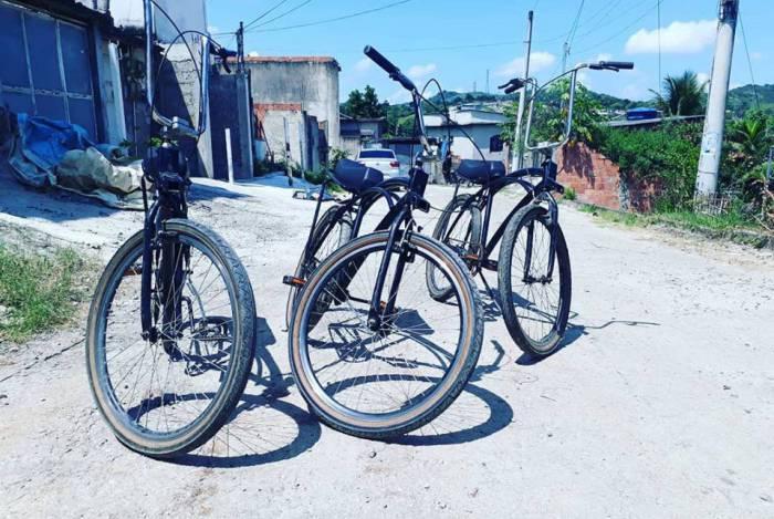 Projeto Pedala Queimados disponibilizará bicicletas para aluguel durante o coronavírus