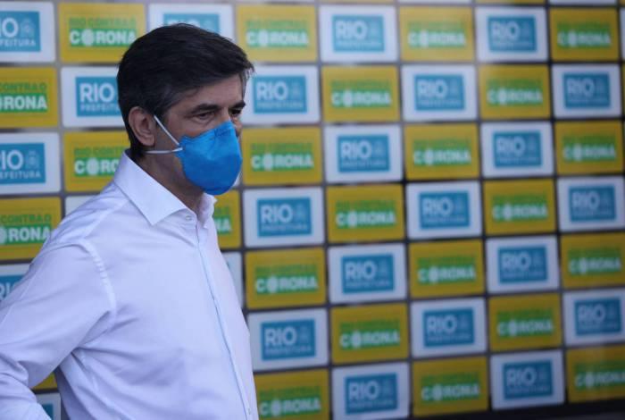 Minutos após a notícia de que o ministro da Saúde do Brasil, Nelson Teich, pediu demissão, a história começou a repercutir na mídia internacional