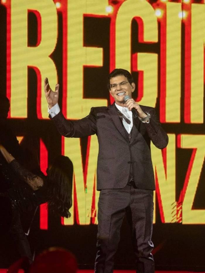 Padre Reginaldo Manzotti lança DVD durante pandemia com participaão de Naiara Azevedo, Gustavo Mioto e Alok.