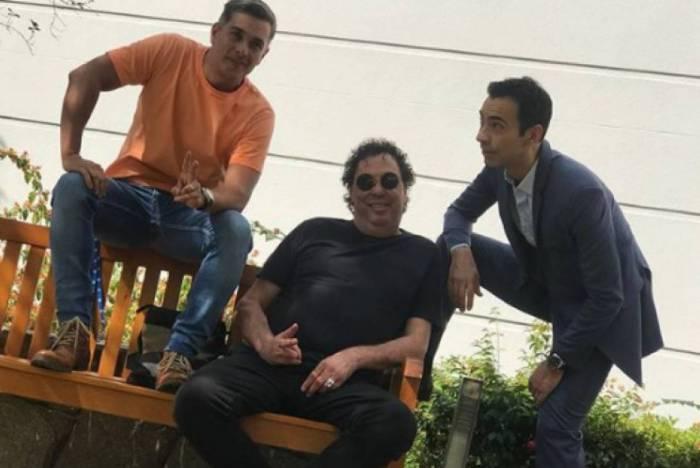 Ivan Moré, Casagrande e César Tralli