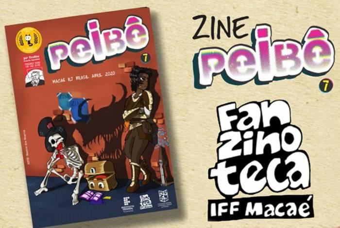Peibê, 7ª edição, está disponível para download