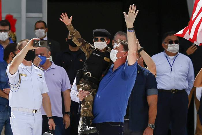Presidente Jair Bolsonaro considera modelo sueco um caso de sucesso no mundo, apesar de ter levado a mais mortes