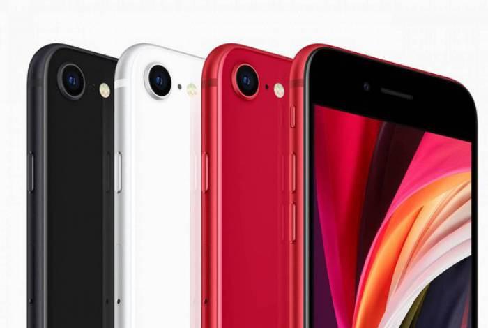 iPhone da Apple não é o único disponível no Brasil