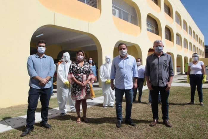 Quase seis mil pessoas já acionaram o número 153 desde 19/03 para tirar dúvidas sobre a pandemia na cidade