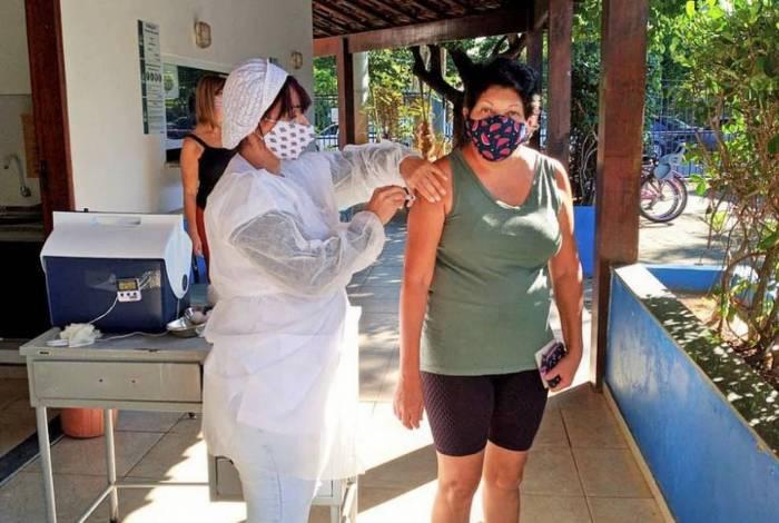 Com as três primeiras fases da Vacinação contra a Gripe, o Município conseguiu imunizar até agora um total de 26.577 pessoas