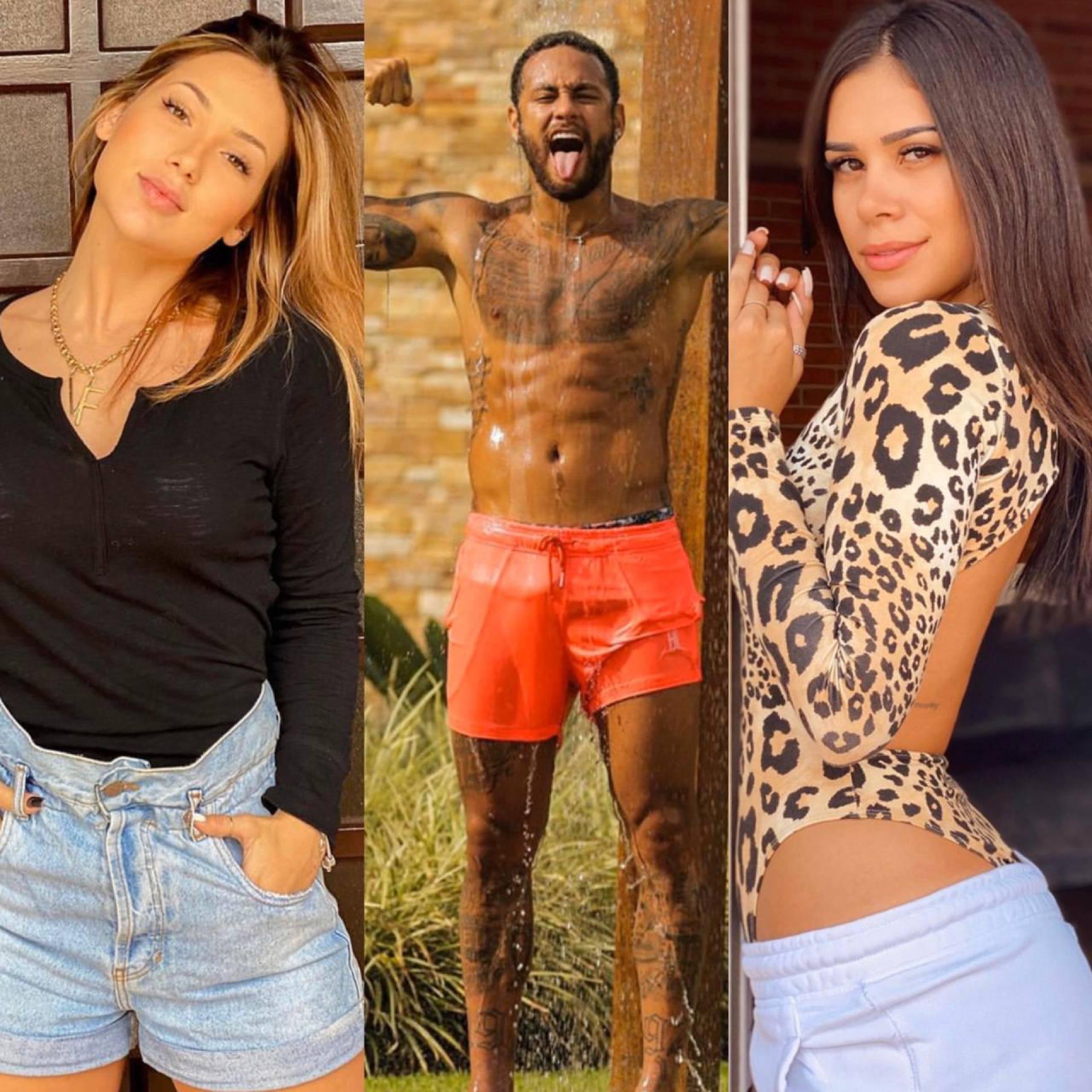 Neymar manda jato buscar amigas para fim de semana em Mangaratiba ...