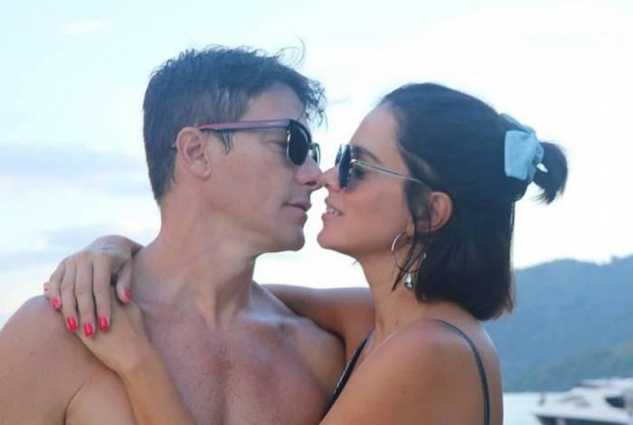 Rodrigo Faro e Vera Viel