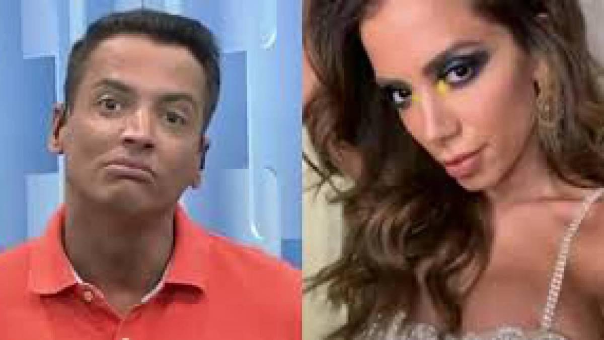 Anitta diz que foi 'ameaçada e chantageada' por Leo Dias