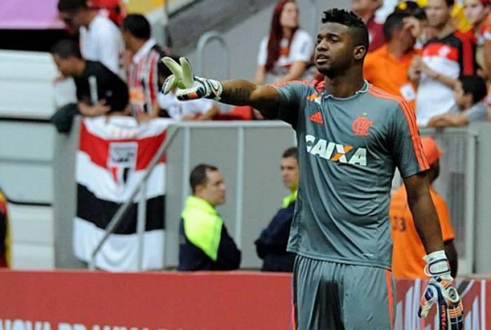 Felipe atuou no início da década pelo Flamengo