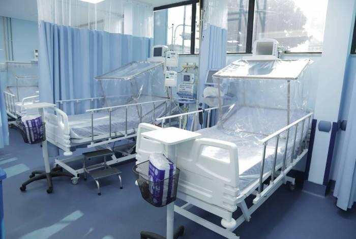 Hospital já recebeu 10 pacientes