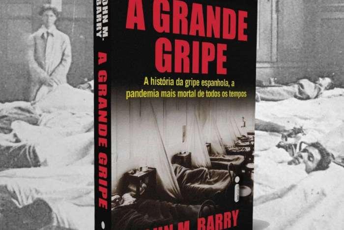 Livro 'A Grande Gripe'