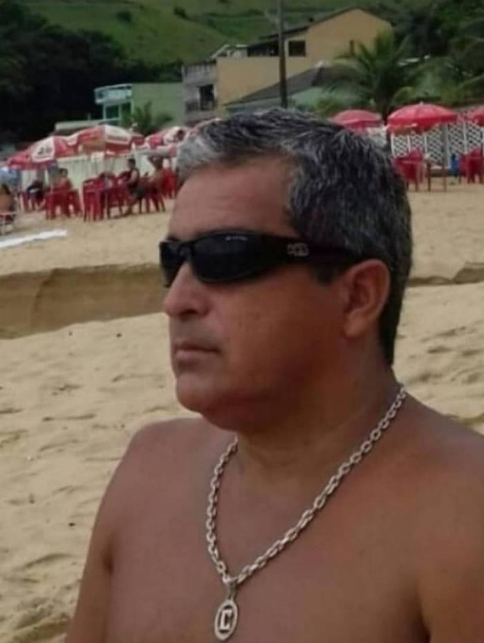 Cláudio José da Silva, morto no Hospital da Posse