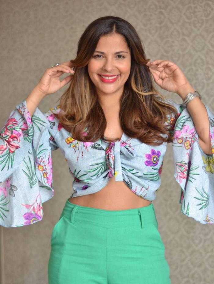 A atriz e ex-BBB atriz Gyselle Soares foi diagnosticada recentemente com transtorno de ansiedade