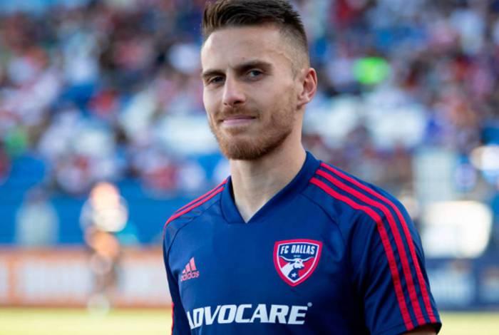 Bressan está há mais de um ano no FC Dallas, dos Estados Unidos
