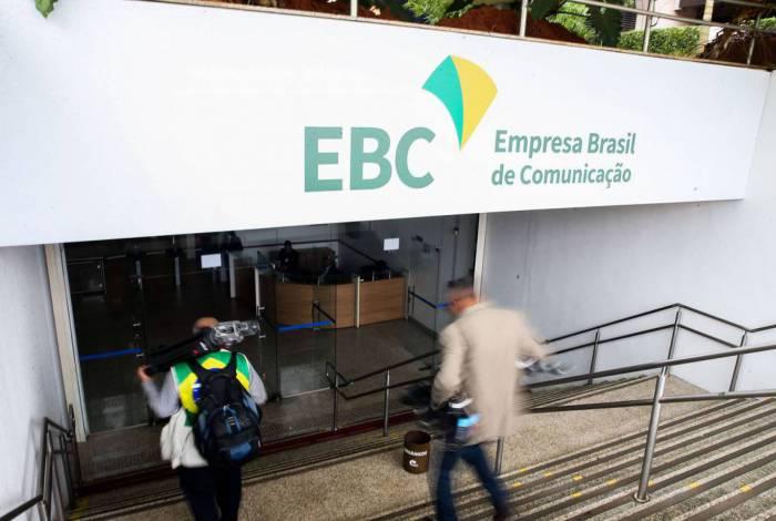 Governo abre estudos para parcerias e privatização da EBC