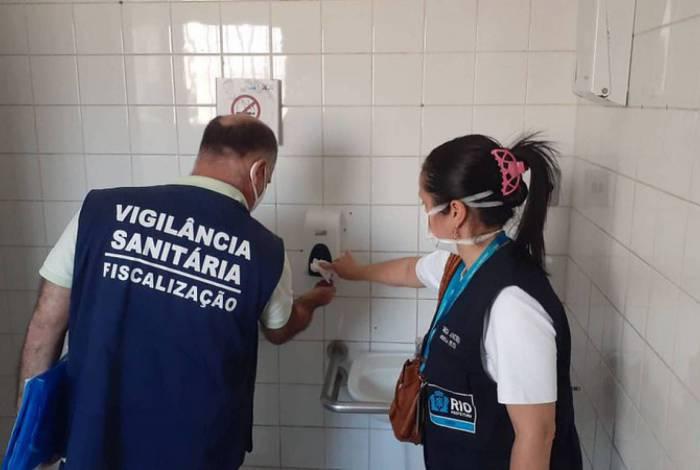 Subsecretaria de Vigilância Sanitária realizou nesta quinta-feira um webinar de prevenção à covid-19