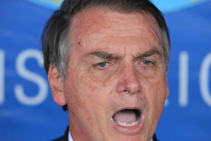 Presidente da Republica Jair Bolsonaro. Foto: Daniel Castelo Branco